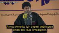 Amerika için Şii veya Sünni Olman Önemli Değil