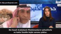 Suudi Gazeteci: İrancılık ve Osmanlıcılığa karşı İsraille birlikte hareket etmeliyiz