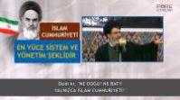 En Üstün Yönetim Şekli; İslam Cumhuriyeti